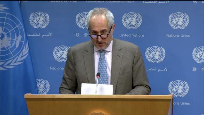 الأمم المتحدة : بعثة المينورسو ماتزال تتوصل بتقارير حول تبادل إطلاق النار في مناطق متفرقة من الجدار.