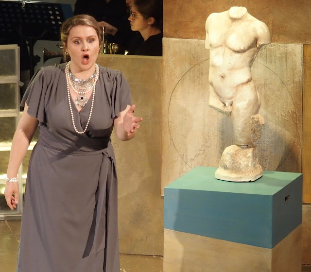 Gluck: Paris and Helen - Lucy Anderson - Bampton Classical Opera (Photo Jeremy Gray)