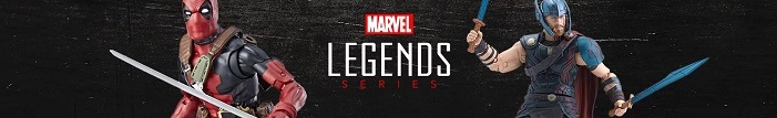 Marvel Legends at EntertainmentEarth.com