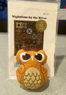 pincushion owl swap