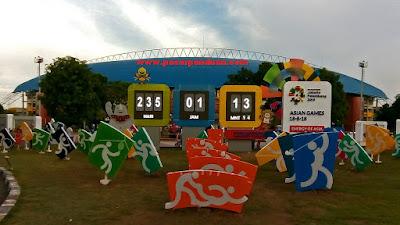 12 Kecanggihan Teknologi di Asian Games Jakarta Palembang 2018
