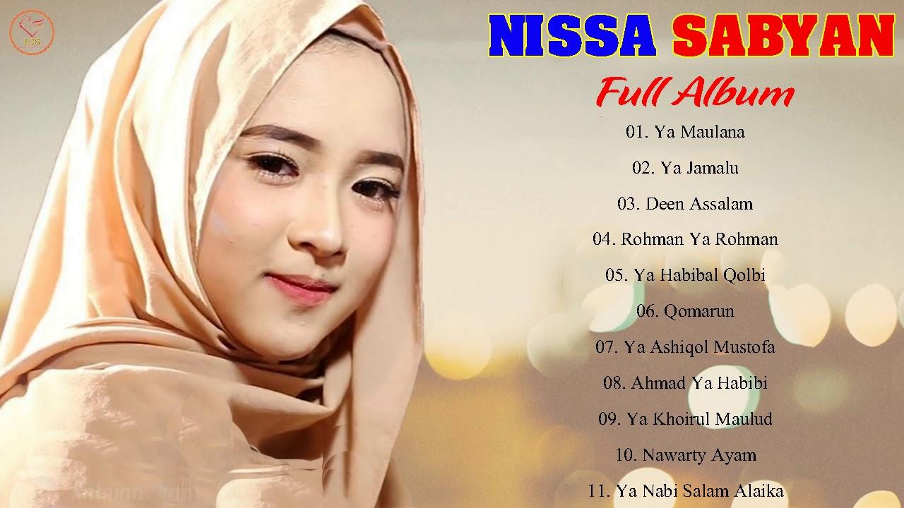 download gratis kumpulan mp3 nissa sabyan lengkap terbaru - portal