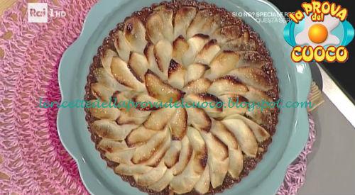 Castagnaccio al gratin di mele ricetta Moroni da Prova del Cuoco
