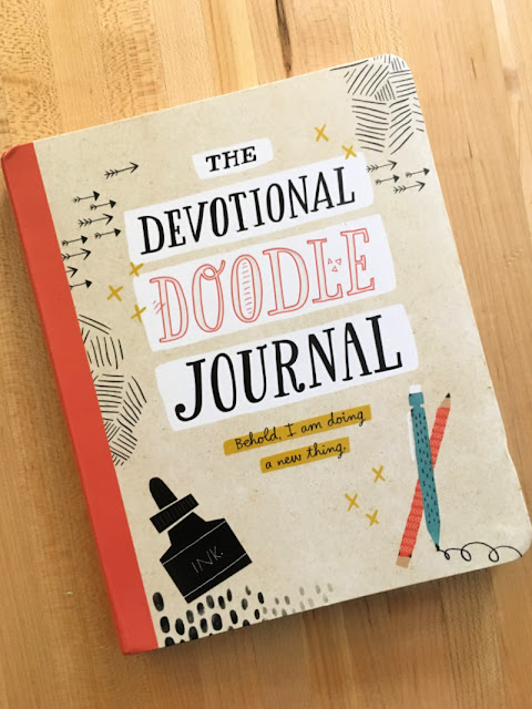 Get Started in Bible Journaling with the Devotional Doodle Journal!