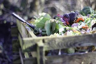 pupuk kompos dari sampah rumah tangga