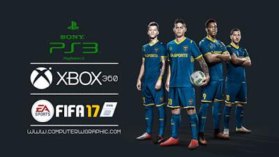تحميل لعبه Fifa 17 لـ PS3