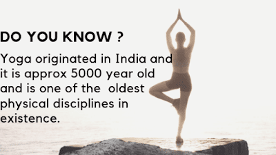 Facts about origin of yoga