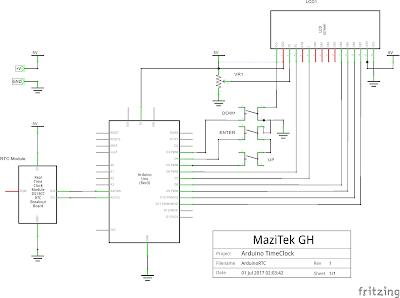 RTC schematics