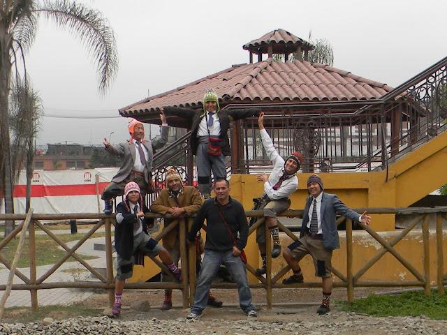 Reflexiones de la última generación de actores del teatro de grupo peruano Cuatrotablas