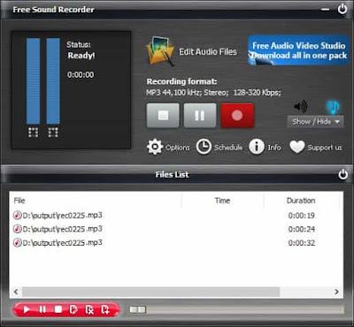 تسجيل الصوت من الكمبيوتر ويندوز 7 و 8 و 10