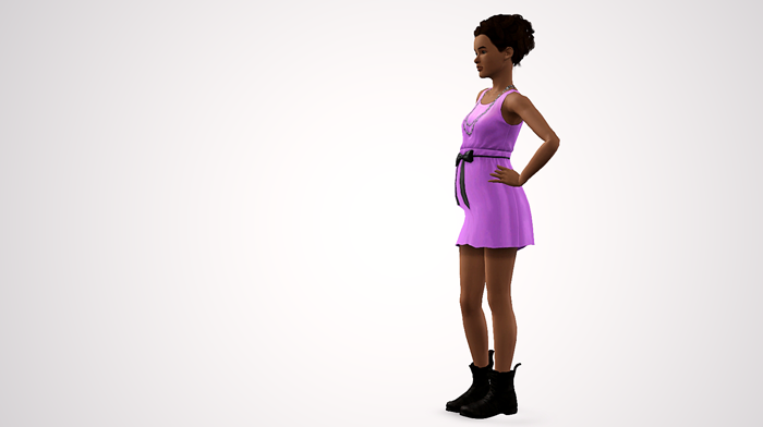 Sims 3 clothing store