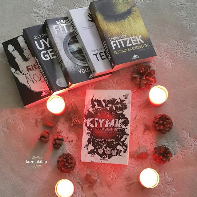 Kıymık - Sebastian Fitzek