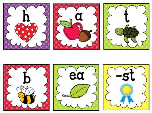 First Grade Garden: Phonics Instruction