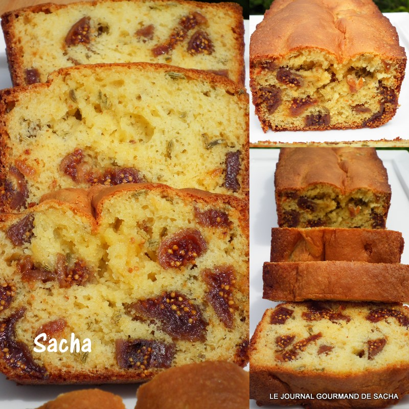 Cake Aux Figues S Ef Bf Bdches