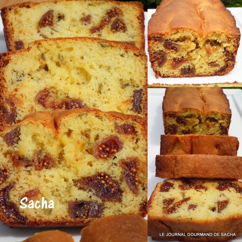 Cake Aux Figues S Ef Bf Bdches Et Noix