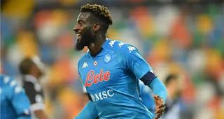 Tiemoue Bakayoko's agent hit at Permanent Napoli move in June