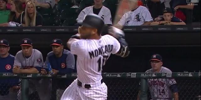 Moncada, en total con jornada de 5-2, sigue bateando luego de superar lento inicio con Chicago. En sus últimos 6 desafíos, en los que ha conectado incogibles, el infielder liga para .429