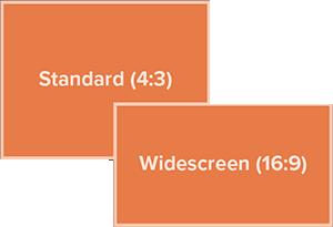 Mengubah Ukuran tampilan Slide di PowerPoint