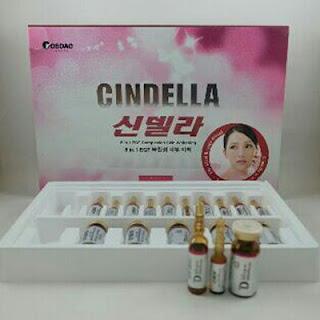 Cindella EGF 5in1 Complexion Skin Whitening