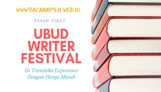 Ubud writer festival