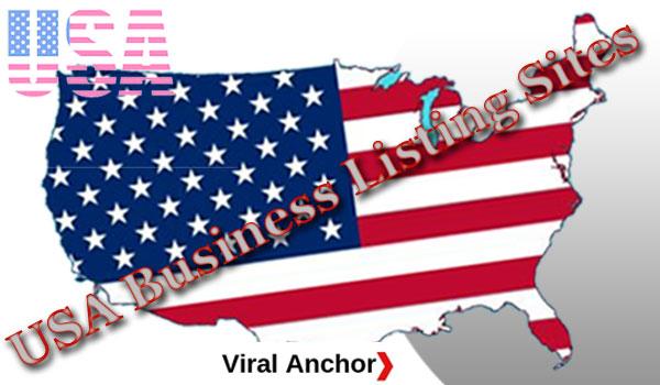 USA High DA Business Listing Site List for Local Map Ranking