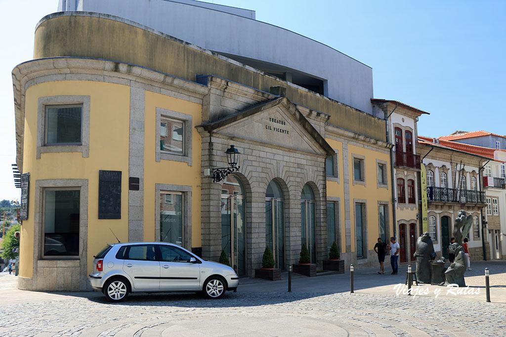 Teatro Gil Vicente, Barcelos