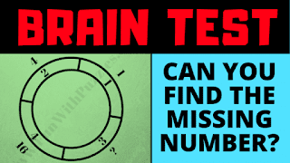 In these logic puzzles, your challenge is to find the value of the missing number