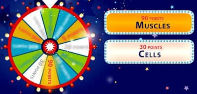 Tricky, tricky. The wheel is trying to spin you out. What are these clues referring to?