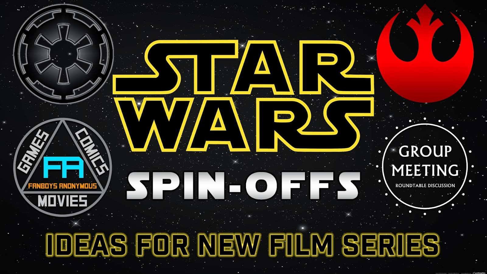 Star Wars spinoff movie ideas