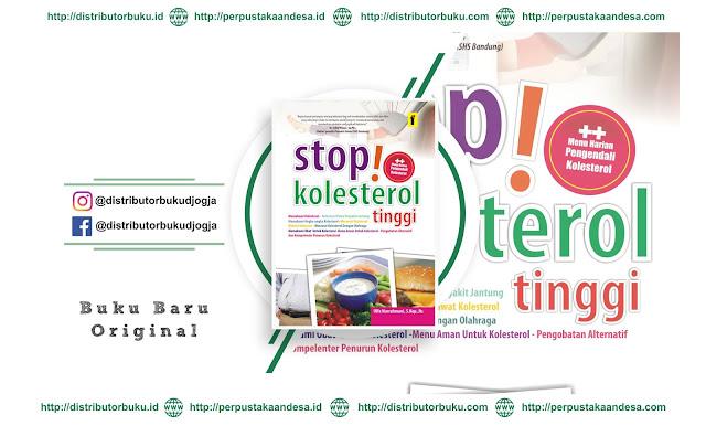 Stop! Kolesterol Tinggi