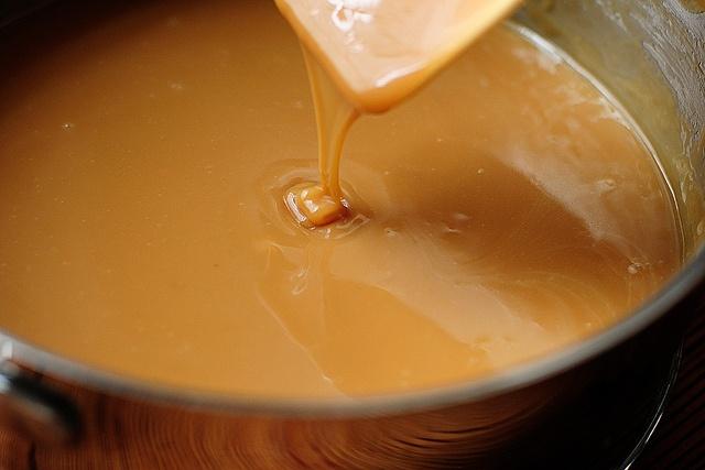 Αλατισμένη καραμέλα γάλακτος
