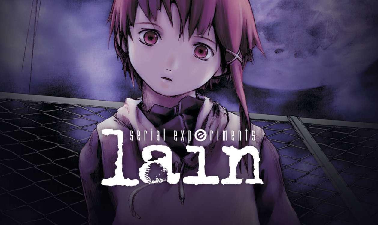 Bohaterka anime Serial Experiments Lain