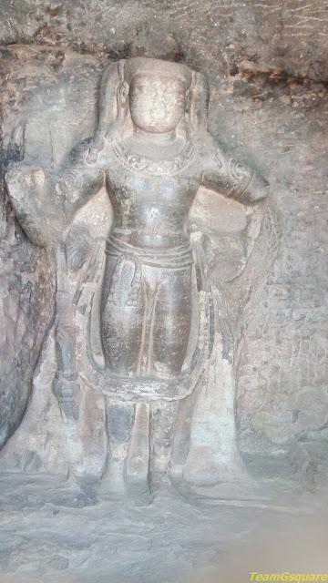 Kumara Caves, Udaygiri Caves