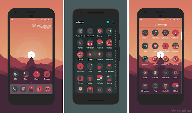 Sagon icon pack apk download