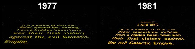 star wars original crawl 1977