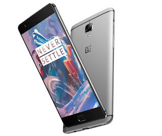 Berikut Spesifikasi OnePlus 3 Smartphone Terbaru