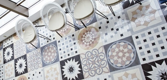 Kesan Natural Lantai Rumah Anda Dengan Keramik Granito