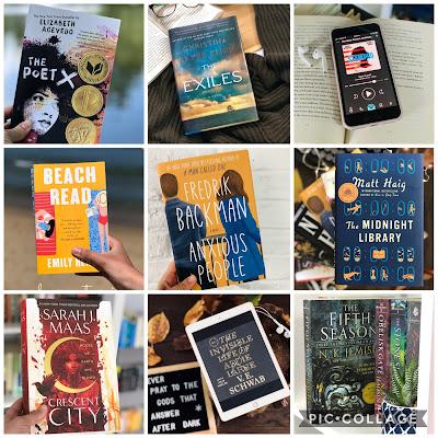 Top Nine Books of 2020