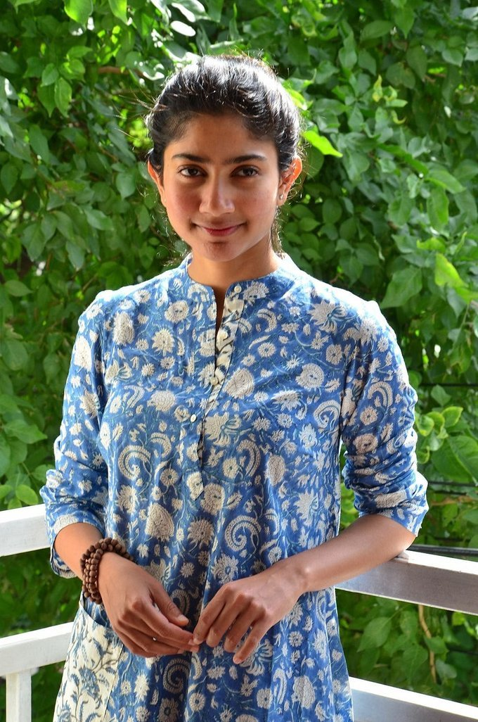 Sai Pallavi at Fida Movie Interview Photos
