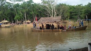 Melalui Swadaya Warga Karya Mukti Sulap Rawa Jadi Objek Wisata Tirta Maja