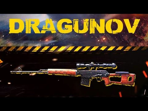 Free Fire: what is the SVD weapon - Dragunov