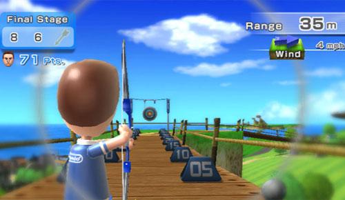 Plane Fighting Games >> Neko Random: Things I Like: Wii Sports Resort