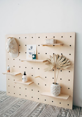 Display-Birch-Plywood-Pegboard-Shelving-Display Unit-wedding ideas-KMich Weddings-Philadelphia PA-https://www.thelittledeer.co.uk/products/display-birch-plywood-pegboard-shelving-display-unit