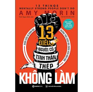 13 Điều Người Có Tinh Thần Thép Không Làm (Tái Bản 2020) ebook PDF-EPUB-AWZ3-PRC-MOBI