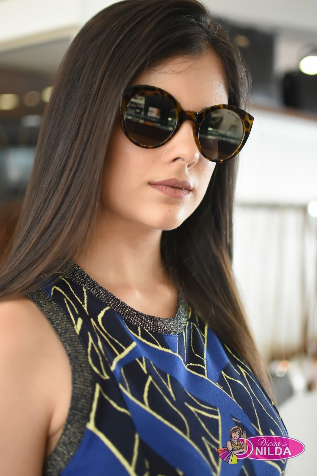 243fdc21f Na Suzzara você vai encontrar lindos óculos de sol, de boa qualidade com  proteção UV.