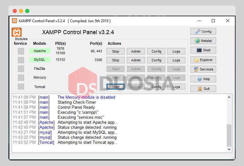Download xampp Offline Installer Terbaru
