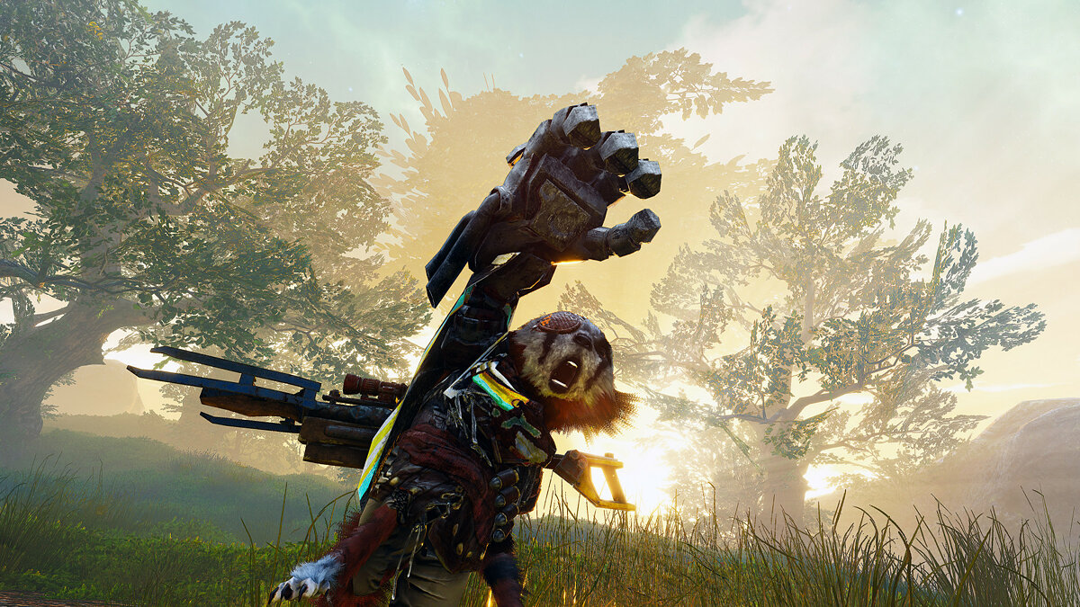 How to collect all the best weapons in Biomutant