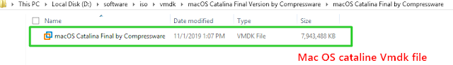 Download Mac OS Catalina 10.15 VMDK File Image For Vmware