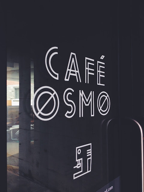 Cafe Osmo in Montreal