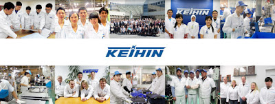 Lowongan Kerja PT Keihin Indonesia, Jobs: Staff EXIM, Production Engineering